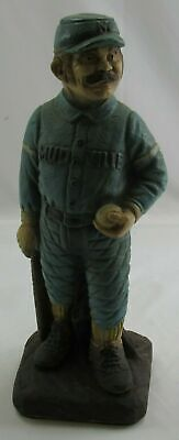 Vintage Casey At The Bat Mudville Nine Disney Folklore Nova Statue Chalkware Tus