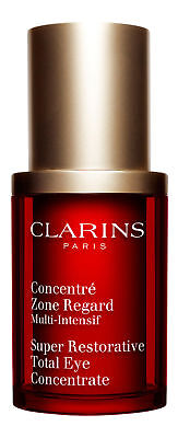 Clarins Super Restorative Total Eye Concentrate 0.5 oz 15 ml. Sealed (Clarins Super Restorative Total Eye Concentrate 15ml)