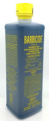 Barbicide Disinfectant Concentrate Solution Anti-Rust Formula /Germicidal 16oz