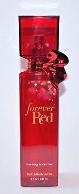 BATH AND & BODY WORKS FOREVER RED 8.4 OZ MIST