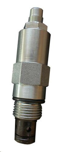 Hydraulic Pressure Control Valve Cartridge C10-2 Cavity 3000 psi Adjustable
