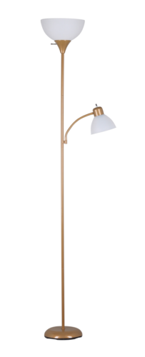 72'' Tall Floor Lamp With Additional Adjustable Reading Ligh