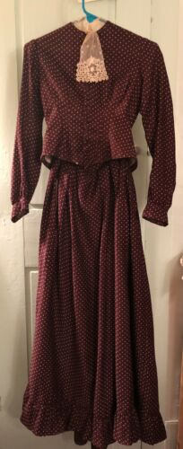 Antique Dress (1800s or Early 1900s)