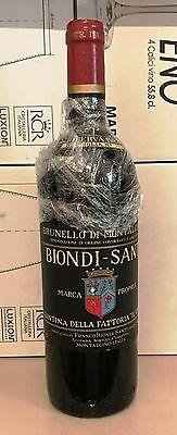 BRUNELLO DI MONTALCINO BIONDI SANTI RISERVA ANNATA 1983 CL 75