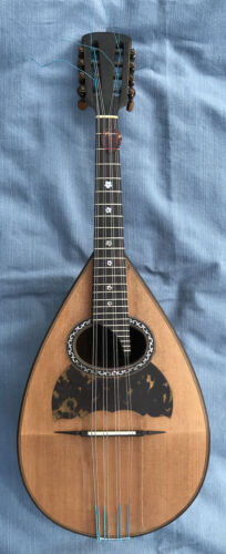 Embergher Mandolin 1903-1906 model Orch 3