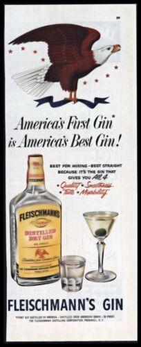 Original 1951 Fleischmann