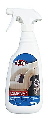 (Pet Dog Cat Cleaning Spray Stain Remover for Urine Feces Carpet Upholstery 500ml)