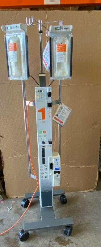 Level 1 H-1200 Fluid Warmer Rapid Infuser New Calibration