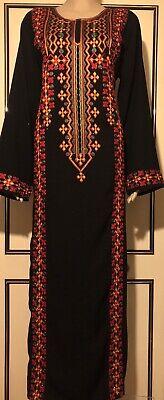 Jalabiyya maxi dress abaya kaftan Available now in LARGE UK SIZE 16/18...
