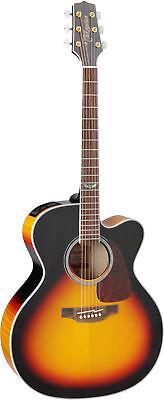 TAKAMINE GJ72CE-BSB Jumbo Elektro-Akustik-Gitarre Elektro-akustik-gitarre Takamine