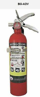 Badger Advantage 2.5 Lb. Abc Fire Extinguisher W Vehicle Bracket