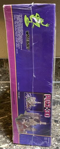 Puzz-3D Bavarian Castle 1000 Piece Puzzle Wrebbit P3D-801 Sealed New - $26.99
