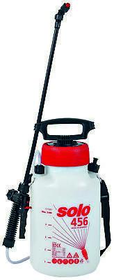 Solo Pro 456 Garden Pressure Sprayer & Lance 5 Litre