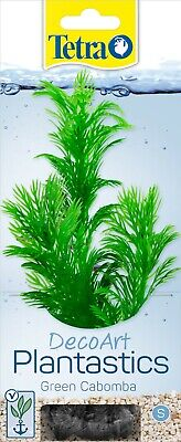 Tetra DecoArt Plantastics Cabomba Gr. S Kunstpflanze Aquarium Plastikpflanze