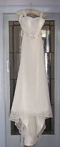 Ivory Lace Wedding Dress Mayfield West Newcastle Area Preview