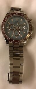 Men's Rolex Watch with Ceramic Face (Automatic) Coomera Gold Coast North Preview