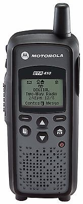 Motorola Dtr410 Digital 900mhz Two Way Radio.