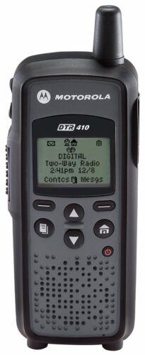 Motorola Dtr410 Digital 900mhz Two Way Radio.