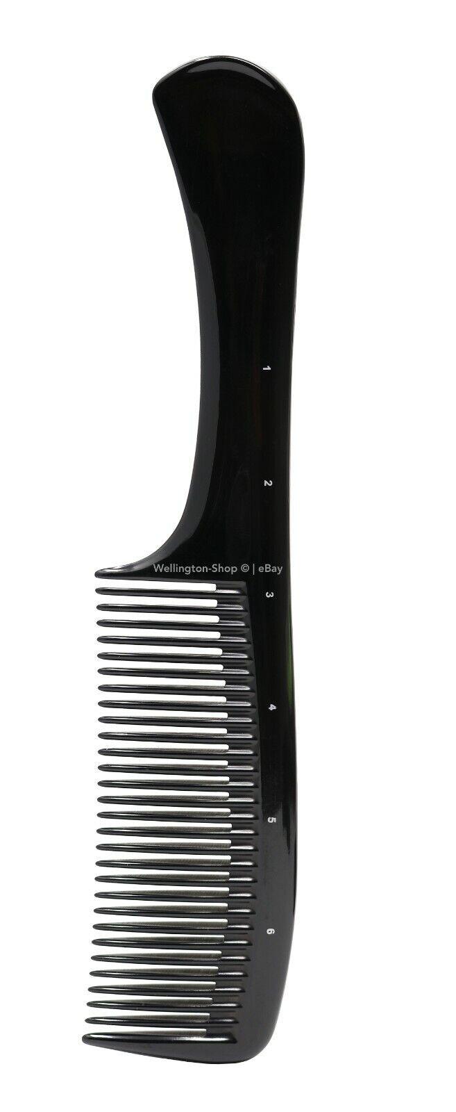 Pegasus 501 Styling Comb Detangling Comb 9 Coarse Teeth Shampoo Color Rake Comb - $12.99