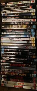 Assorted DVD / Blu-ray Movies - Good Condition Springfield Lakes Ipswich City Preview