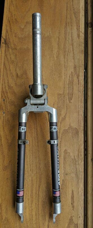 "AMP research F3 XC suspension fork 1 1/8"" vintage MTB 26"", retro, Klein, ritchey"