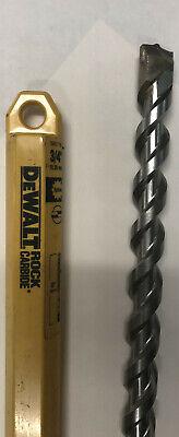 Dewalt 34 X 22 Spline Drill Bit New Dw5716