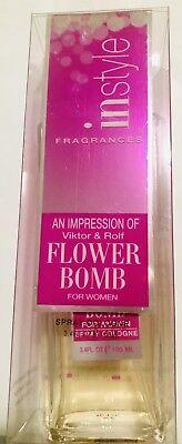 Instyle Fragrances An Impression of Viktor & Rolf Flower Bomb For Women