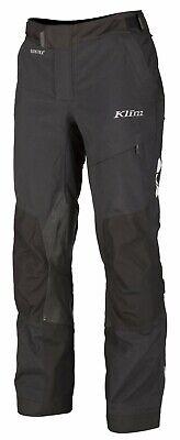 KLIM Men Latitude Motorcycle Riding Pants Size 34 Regular Waterproof Gore-Tex Gore Tex Motorcycle Pants