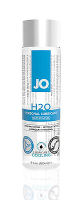 SYSTEM JO H2O WATERBASED COOL LUBRICANT PERSONAL LUBE 4oz