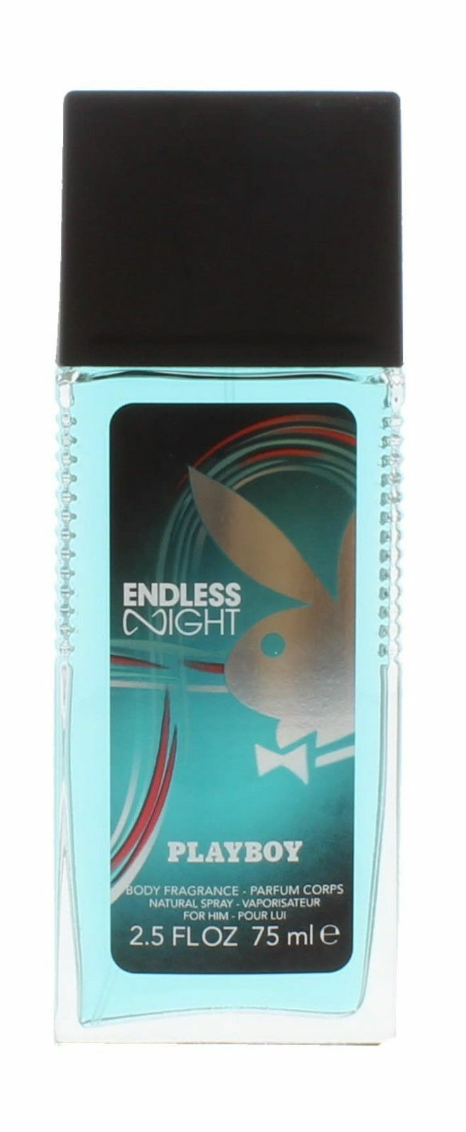 Playboy Endless Night Body Fragrance Natural Spray For Him - 75ml