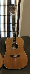 Takamine NV360s acoustic guitar with case 650