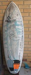 Single fin surfboard great condition
