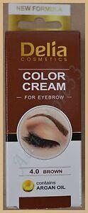 Brown-DELIA-HENNA-CREAM-Eyebrow-Eyelashes-Professional-Colour-Tint-Tint-Kit-Set