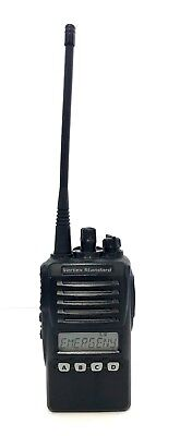 Vertex Standard Vx-354 Uhf Portable Two-way Radios Wwhip
