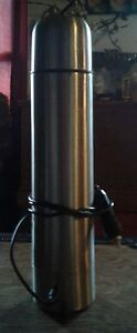 Next tech thermos 12volt stainless steel 20 dollars firm