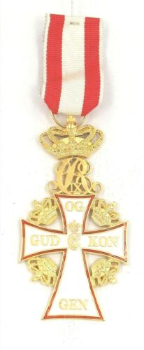 KINGDOM OF DENMARK ORDER OF DANEBROG KNIGHT