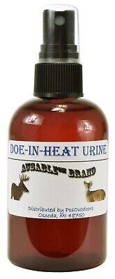 AuSable Brand Whitetail Doe in Heat Urine Spray Doe In Heat Urine