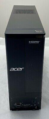 ACER ASPIRE AX1430-UD30P DESKTOP PC AMD E-450 1.65GHz 4GB 500GB RADEON WIN 10