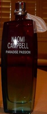Naomi Campbell Paradise Passion Eau De Toilette Spray 1 7 Made In Germany
