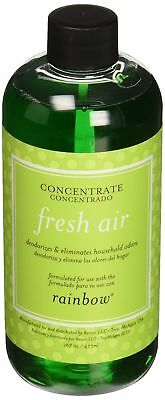 Genuine Rainbow Fresh Air Freshener   Deodorizer  16 Fl Oz
