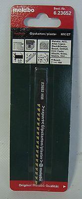 Stichsägeblätter 1 Metabo für Gipskarton 74 / 4,3 mm Expert geschliffen