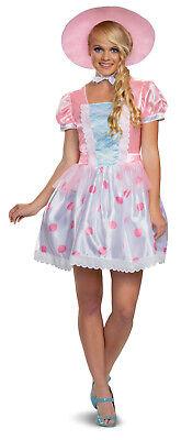 Adult Bo Peep Costumes (Womens Bo Peep Costume XL 18-20 Adult Halloween Toy Story)