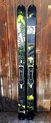 K2 ANNEX 108, 189 cm mit Telemark Bindung Black Diamond O2  gebraucht kaufen  Versand nach Germany