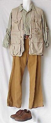 Spartan Outfits (SPARTAN (2004) KICK GURRY 'S 4 PIECE OUTFIT VAL KILMER WILLIAM H MACY ED)