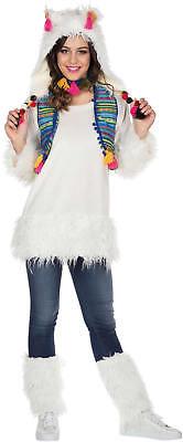Lama Karneval Fasching Kostüm (Lama Kostüm)