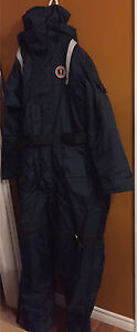 Men's Mustang Survival Suit Size Large