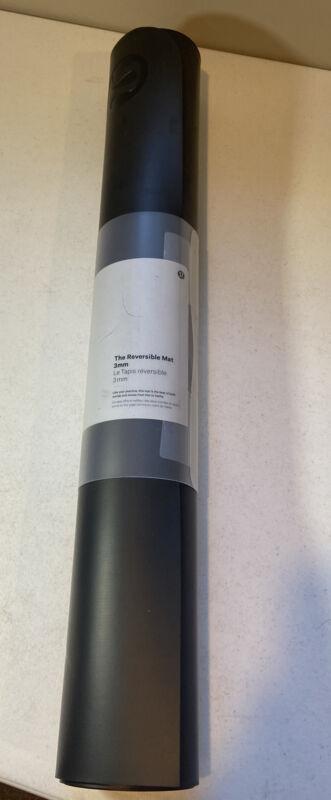 [New] LULULEMON The Reversible Mat 3mm Designed for Yoga - Black