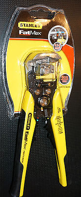 Stanley FatMax Auto Wire Stripper Wire Stripping Plier