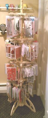 Clip & Spin Clip It Up Organizer For Rubber Stamps Paper Stickers Embellishments