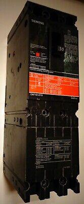 Siemens Ced63b050 50a Circuit Breaker New